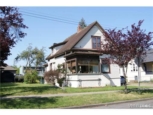 Main Photo: 812 Wollaston Street in VICTORIA: Es Old Esquimalt Single Family Detached for sale (Esquimalt)  : MLS® # 351350