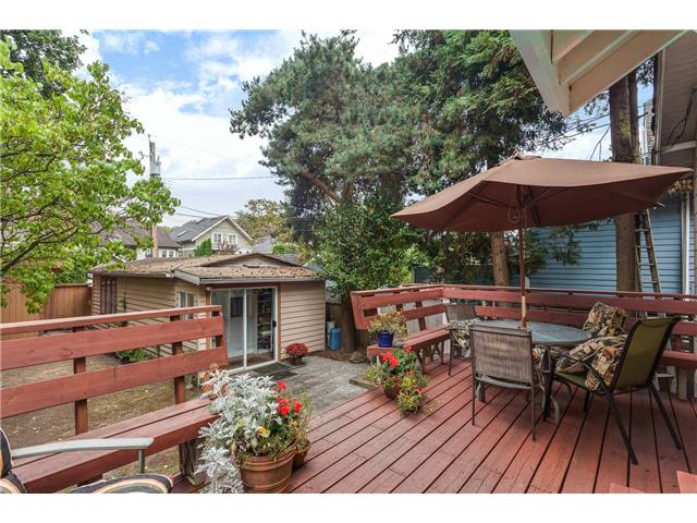 Main Photo: 3204 W 13TH AV in Vancouver: Kitsilano House for sale (Vancouver West)  : MLS® # V1091235