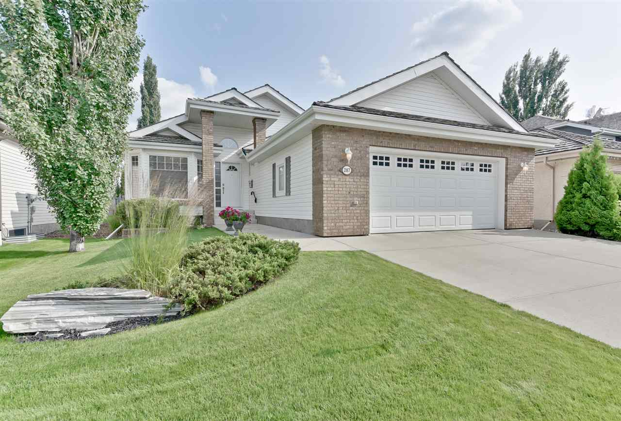 Main Photo: 287 DARLINGTON Crescent in Edmonton: Zone 20 House for sale : MLS®# E4129598