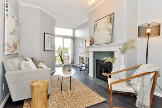 "Main Photo: 411 3638 W BROADWAY in Vancouver: Kitsilano Condo for sale in ""Coral Court"" (Vancouver West)  : MLS®# R2306862"