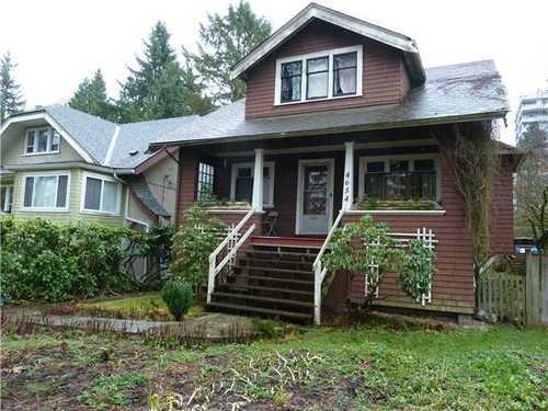 FEATURED LISTING: 4654 9TH Ave W Point Grey
