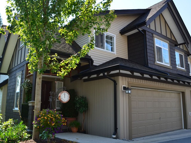 "Main Photo: 43 2200 PANORAMA Drive in Port Moody: Heritage Woods PM Townhouse for sale in ""QUEST"" : MLS® # V909873"
