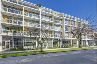 "Main Photo: 215 1635 W 3RD Avenue in Vancouver: False Creek Condo for sale in ""LUMEN"" (Vancouver West)  : MLS® # R2248600"