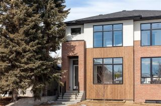 Main Photo: 1808 31 Avenue SW in Calgary: South Calgary House for sale : MLS® # C4173212