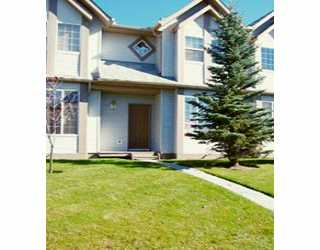 Main Photo:  in CALGARY: Shawnessy Townhouse for sale (Calgary)  : MLS®# C3145551
