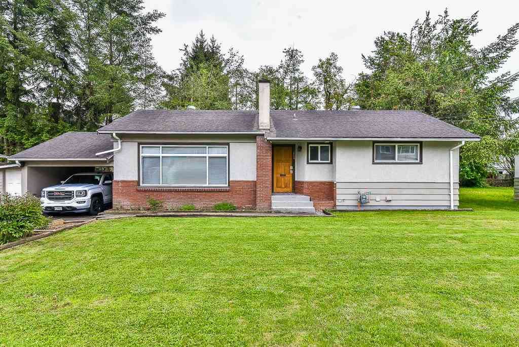 Main Photo: 33654 MAYFAIR Avenue in Abbotsford: Central Abbotsford House for sale : MLS®# R2169524