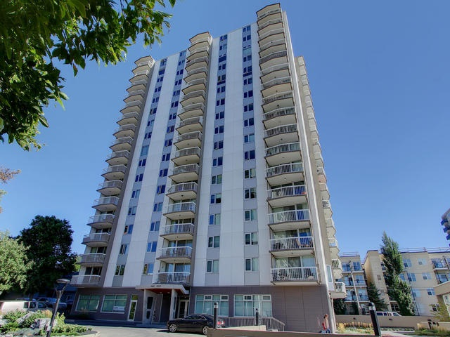 Main Photo: 1504 9835 113 Street in Edmonton: Zone 12 Condo for sale : MLS® # E4081720