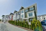 Main Photo: 43 27735 ROUNDHOUSE Drive in Abbotsford: Aberdeen Townhouse for sale : MLS®# R2306832