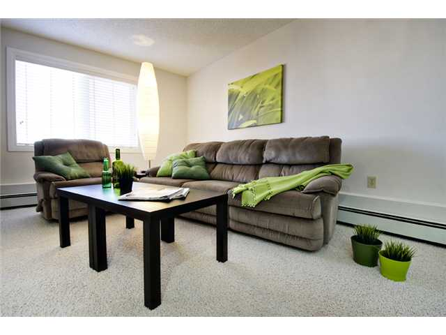 Photo 4: 107 3809 45 Street SW in CALGARY: Glenbrook Townhouse for sale (Calgary)  : MLS® # C3499753