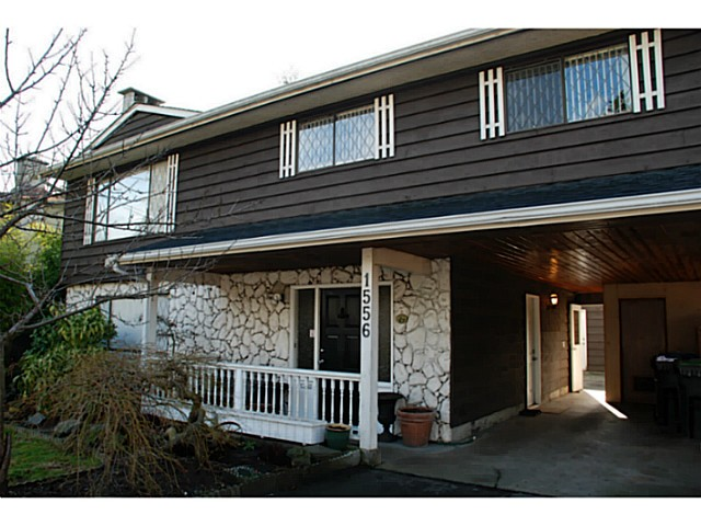 FEATURED LISTING: 1556 WESTMINSTER Avenue Port Coquitlam
