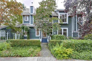 Main Photo: 2238 COLLINGWOOD Street in Vancouver: Kitsilano House 1/2 Duplex for sale (Vancouver West)  : MLS® # R2208060