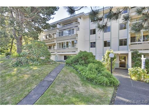 Main Photo: 317 1025 Inverness Road in VICTORIA: SE Quadra Residential for sale (Saanich East)  : MLS® # 319707
