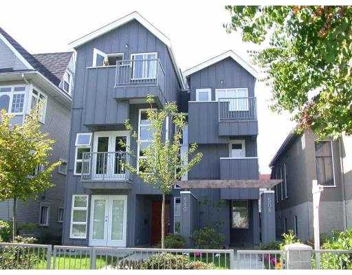 Main Photo: 508 E 7TH AV in Vancouver: Mount Pleasant VE House 1/2 Duplex for sale (Vancouver East)  : MLS®# V548464