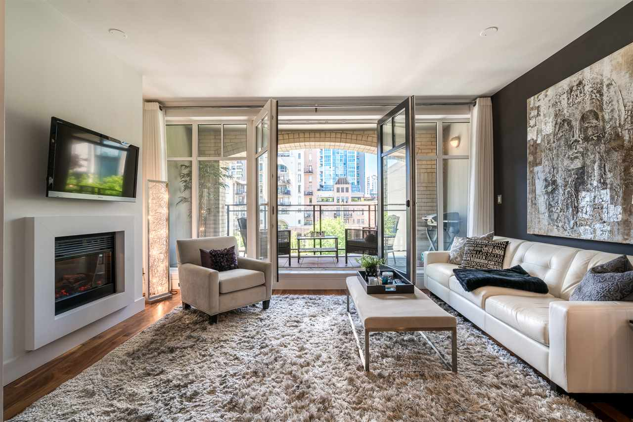 Main Photo: 507 1275 HAMILTON Street in Vancouver: Yaletown Condo for sale (Vancouver West)  : MLS(r) # R2179698