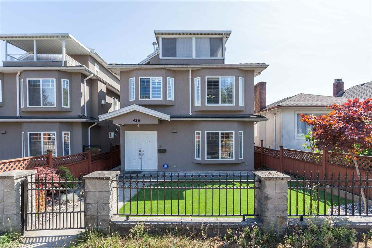 FEATURED LISTING: 426 60TH Avenue East Vancouver