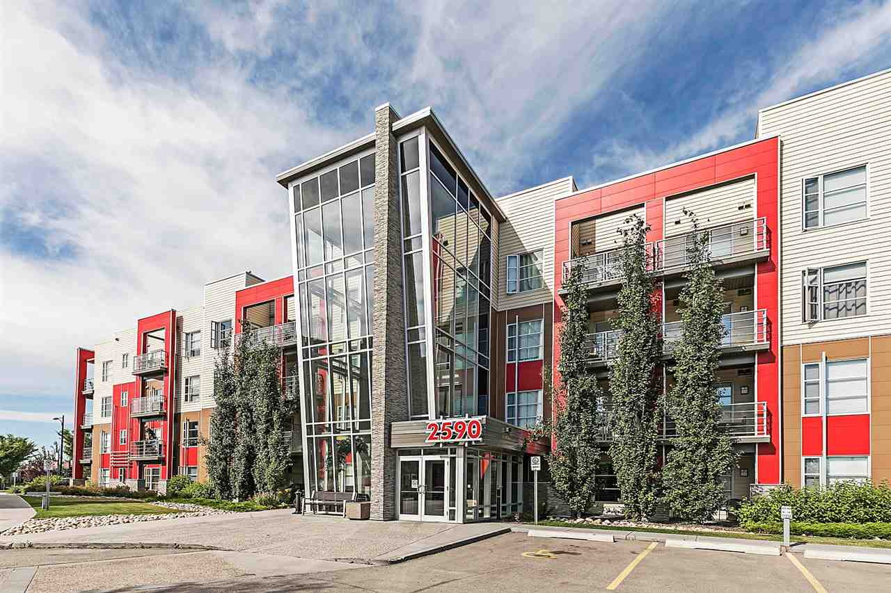 Main Photo: 203 2590 ANDERSON Way SW in Edmonton: Zone 56 Condo for sale : MLS® # E4082686