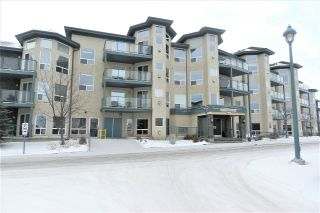 Main Photo: 302 102A Bridgeport Crossing: Leduc Condo for sale : MLS® # E4092823