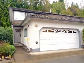 "Main Photo: 45 2401 MAMQUAM Road in Squamish: Garibaldi Highlands Townhouse for sale in ""Highland Glen"" : MLS®# R2243606"
