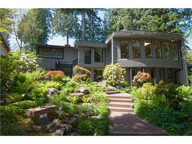 Main Photo: 3625 PRINCESS Avenue in North Vancouver: Princess Park House for sale : MLS® # V1065220