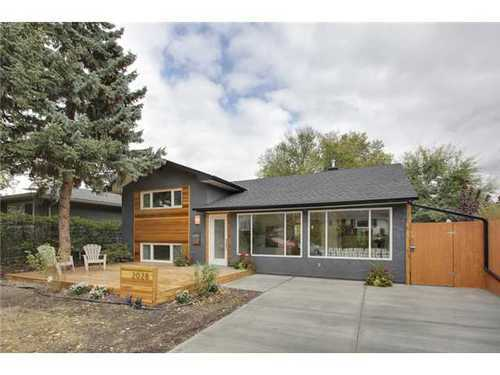 Main Photo: 2028 GLENWOOD Drive SW in Calgary: 3 Level Split for sale : MLS® # C3542268