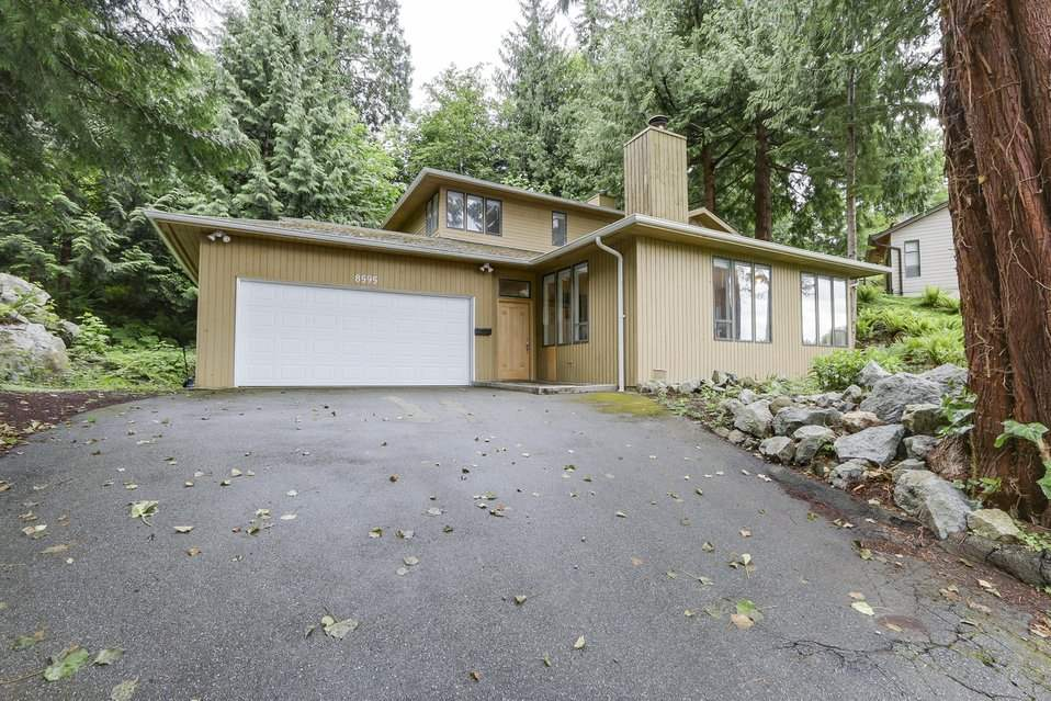 Main Photo: 8595 BEDORA PLACE in West Vancouver: Howe Sound House for sale : MLS(r) # R2171892