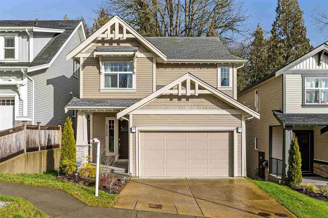 FEATURED LISTING: 13536 NELSON PEAK Drive Maple Ridge