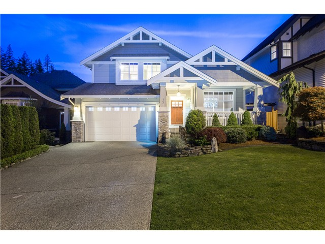 "Main Photo: 15 MAPLE Drive in Port Moody: Heritage Woods PM House for sale in ""AUGUST VIEWS"" : MLS®# V1072130"