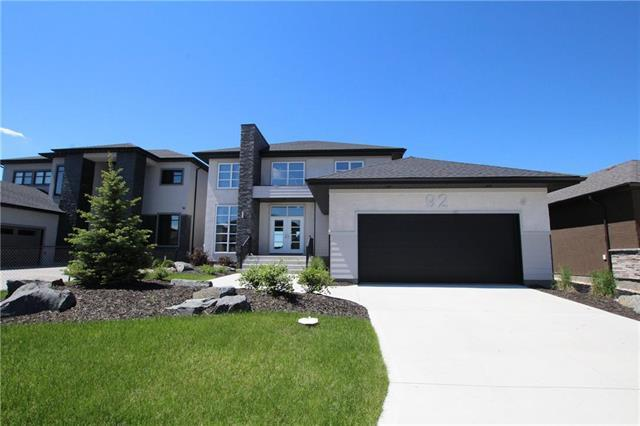 FEATURED LISTING: 92 Massalia Drive Winnipeg