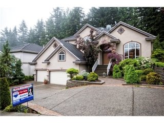 Main Photo: 3088 FIRESTONE Place in Coquitlam: Westwood Plateau House for sale : MLS® # V1066536