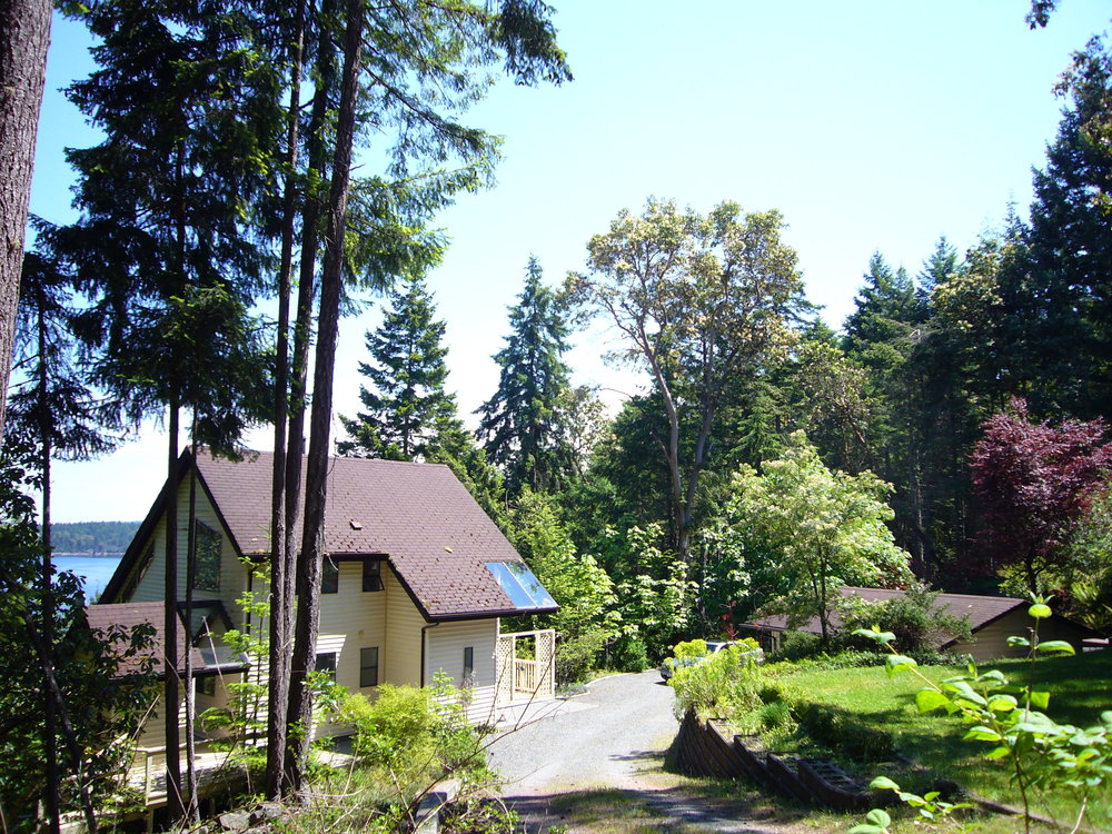 Main Photo: 148 Pilkey Point Road in Thetis Island: House  Land for sale : MLS® # 257031