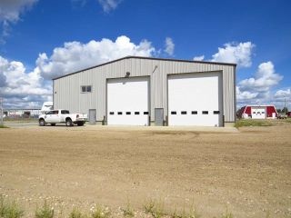 Main Photo: 5020 50 Avenue: Lougheed Industrial for sale : MLS®# E4088229