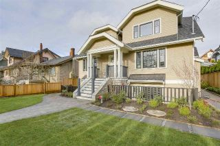 Main Photo: 2511 W 8TH Avenue in Vancouver: Kitsilano House 1/2 Duplex for sale (Vancouver West)  : MLS® # R2229904