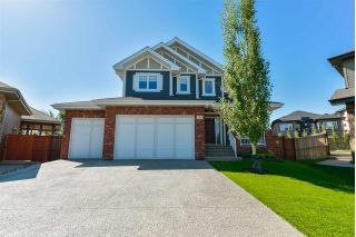 Main Photo: 8 Valarie Bay: Spruce Grove House for sale : MLS®# E4117648