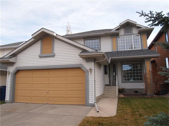 Main Photo: 68 VALLEY MEADOW Close NW in Calgary: Valley Ridge House for sale : MLS® # C4043471