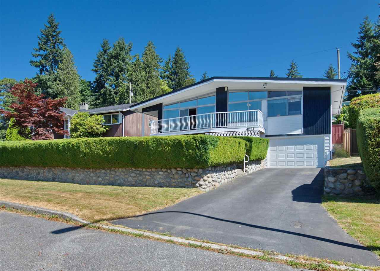 Main Photo: 4821 CARSON Place in Burnaby: South Slope House for sale (Burnaby South)  : MLS®# R2192145