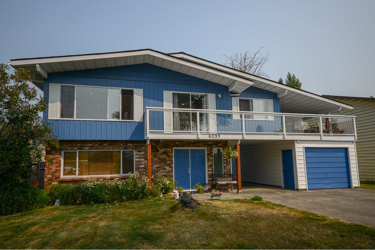Main Photo: 6033 45 Avenue in Delta: Holly House for sale (Ladner)  : MLS® # R2196008