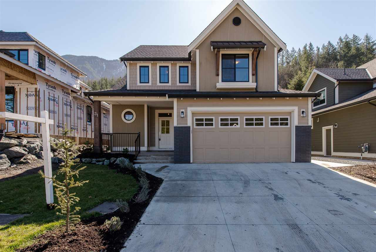 "Main Photo: 31 1885 COLUMBIA VALLEY Road in Cultus Lake: Lindell Beach House for sale in ""AQUADEL CROSSING"" : MLS® # R2243256"