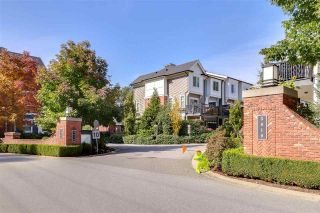 Main Photo: 128 3010 RIVERBEND Drive in Coquitlam: Coquitlam East Townhouse for sale : MLS®# R2308670