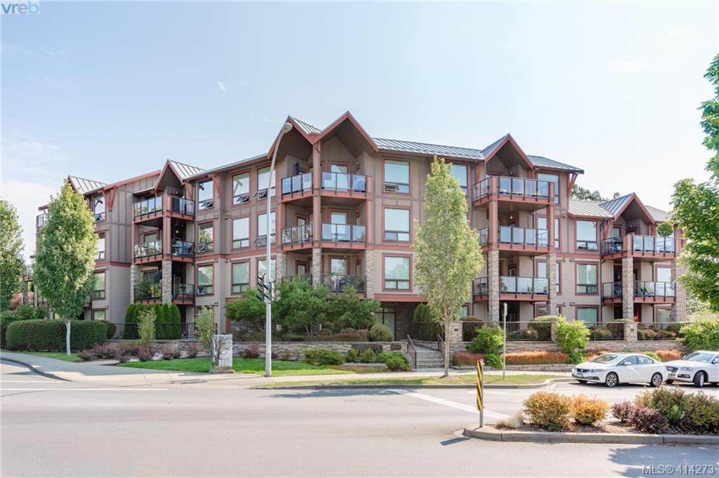 FEATURED LISTING: 312 - 4529 West Saanich Rd VICTORIA