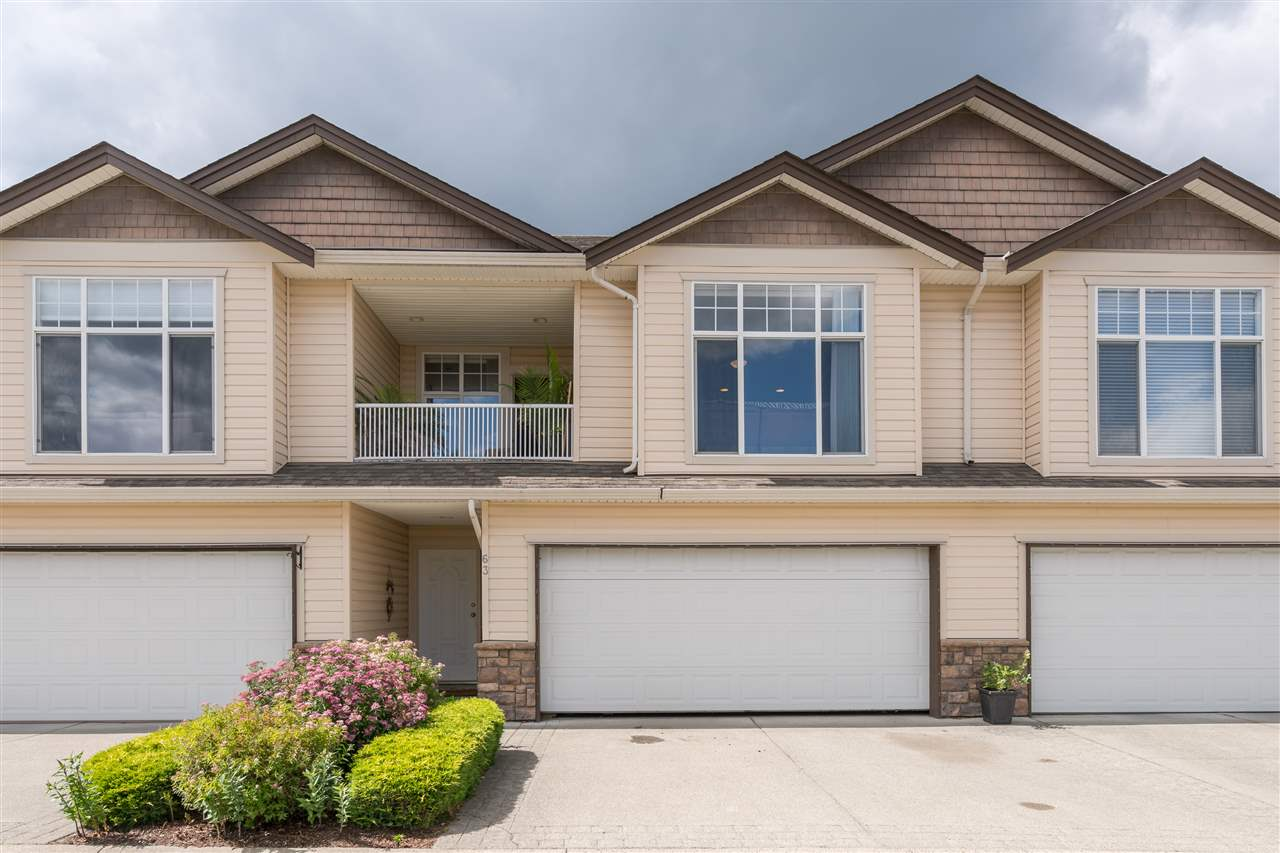 FEATURED LISTING: 63 - 8590 SUNRISE Drive Chilliwack