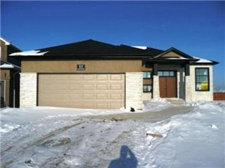 Main Photo: 11 Autumview Drive: Residential for sale (Waverley West)  : MLS® # 1014161