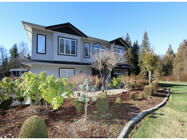 Main Photo: 5835 260TH Street in Langley: County Line Glen Valley House for sale : MLS®# F1402364