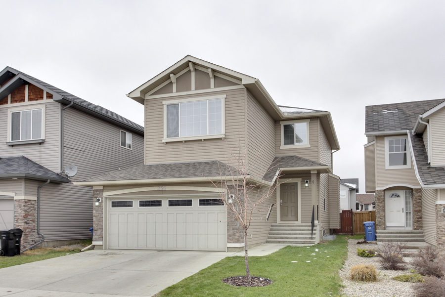Main Photo: 356 New Brighton Place SE in Calgary: 2 Storey for sale : MLS® # C3614229