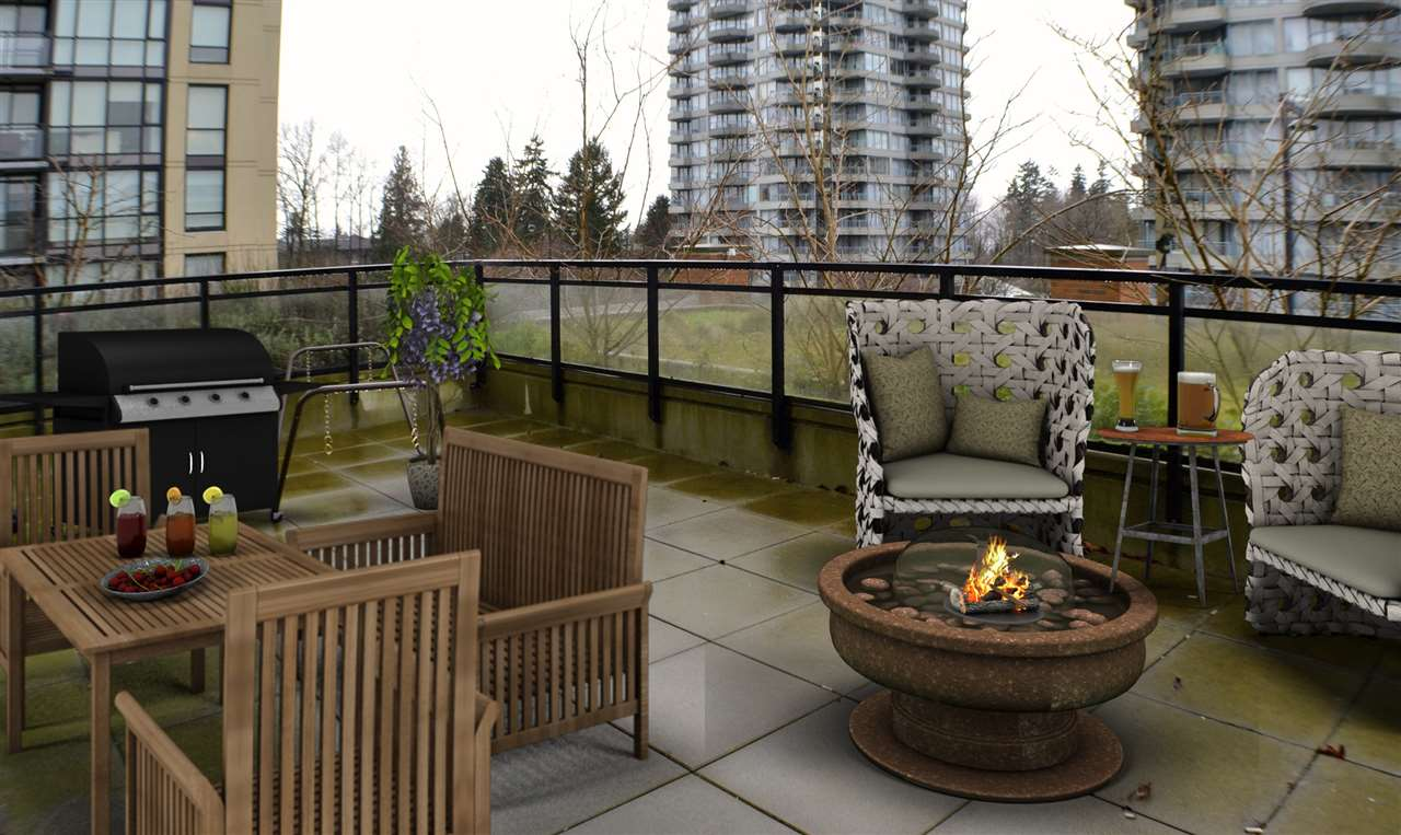"Photo 8: 209 10777 UNIVERSITY Drive in Surrey: Whalley Condo for sale in ""Citypoint"" (North Surrey)  : MLS(r) # R2149536"