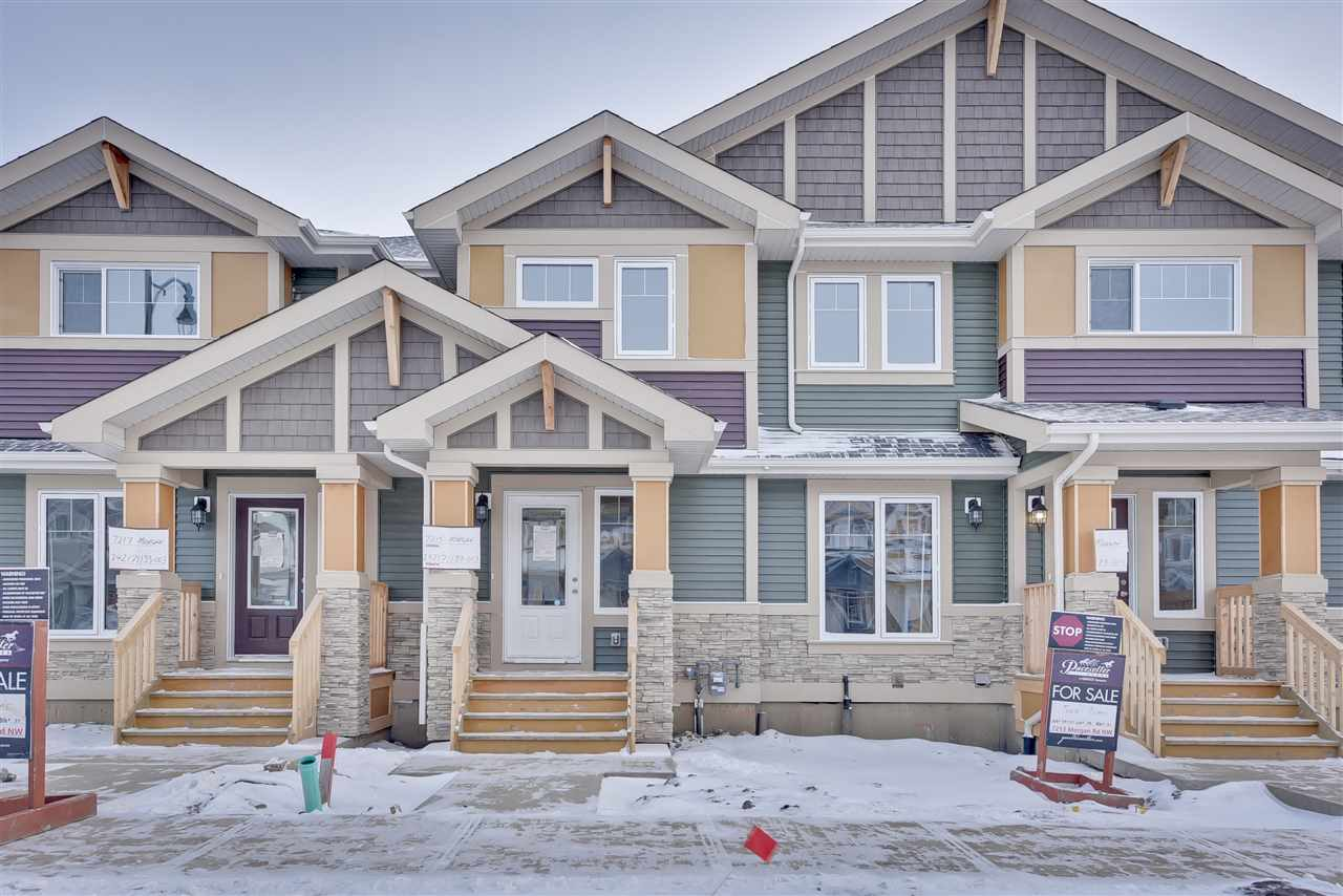 Main Photo:  in Edmonton: Zone 27 Attached Home for sale : MLS® # E4092782