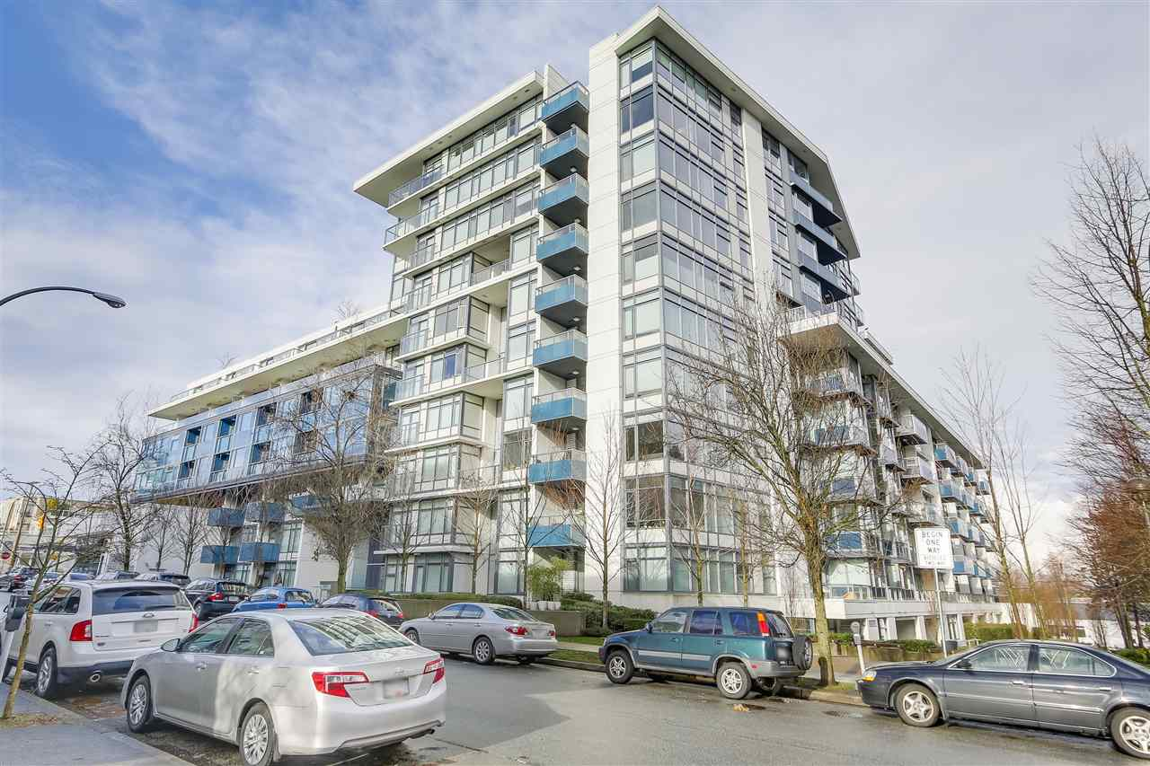"Main Photo: 708 1777 W 7TH Avenue in Vancouver: Fairview VW Condo for sale in ""KITS360"" (Vancouver West)  : MLS®# R2232368"