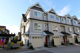 Main Photo: 21 6199 BIRCH Street in Richmond: McLennan North Townhouse for sale : MLS® # R2241915