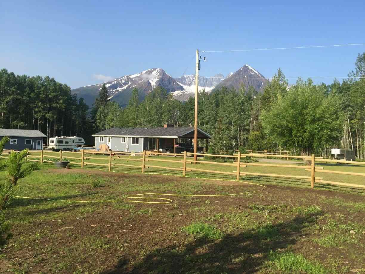 Main Photo: 5933 Raceway Road Smithers BC | 5.17 Acres