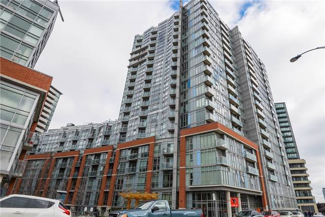 Main Photo: 1611 150 Sudbury Street in Toronto: Little Portugal Condo for sale (Toronto C01)  : MLS® # C3437918