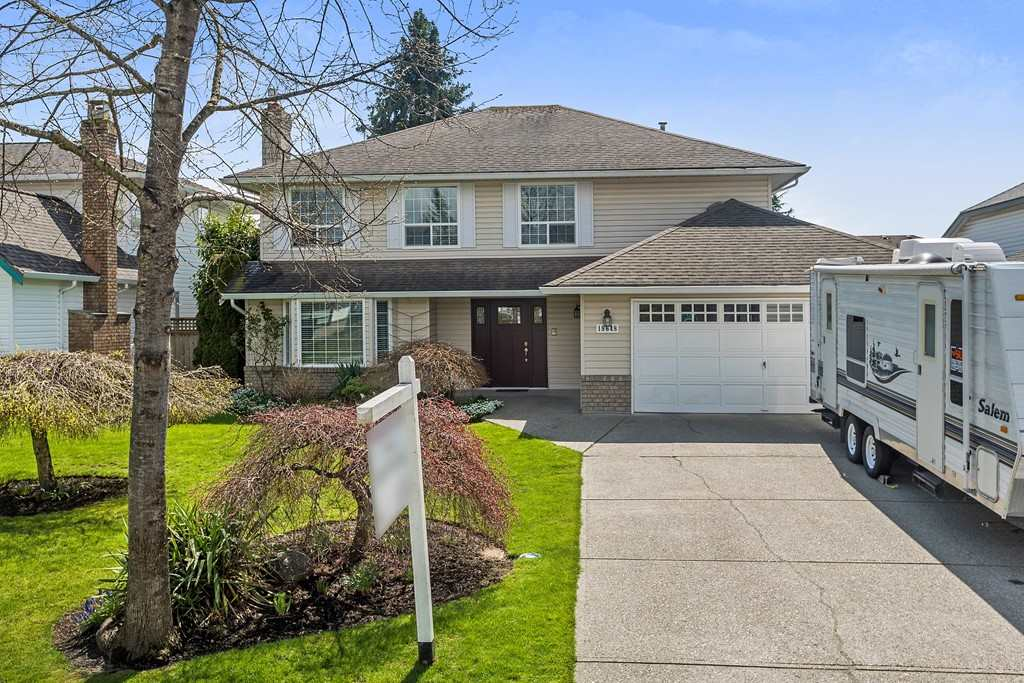 "Main Photo: 18648 62A Avenue in Surrey: Cloverdale BC House for sale in ""Eagle Crest"" (Cloverdale)  : MLS®# R2257720"